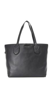 Двусторонняя объемная сумка с короткими ручками Dual Shopping Marc Jacobs