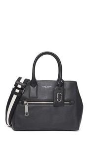 Объемная сумка с короткими ручками Gotham Marc Jacobs