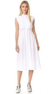 Платье без рукавов с открытой спиной Tome