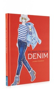 50 Ways to Wear Denim Books With Style