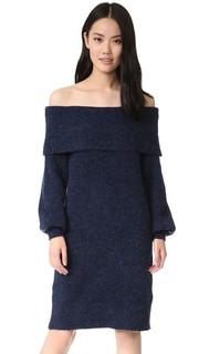 Платье-свитер Sierra с открытыми плечами Designers Remix