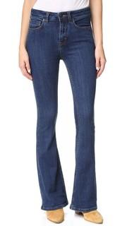Расклешенные джинсы Cindi с высокой посадкой Free People