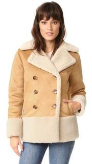 Куртка из короткой шерсти Mother