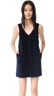 Вельветовое платье Mandarino Otto Dame