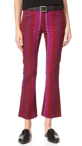 Укороченные буткат-джинсы W25 Baby