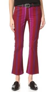 Укороченные буткат-джинсы W25 Baby 3x1