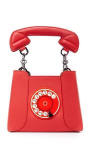 Сумка с изображением телефона Yazbukey