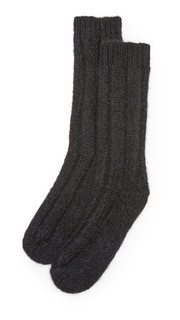 Носки Annie из шерсти альпака Acne Studios