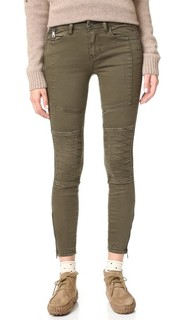 Эластичные джинсы-скинни Midnight Magic в байкерском стиле Free People