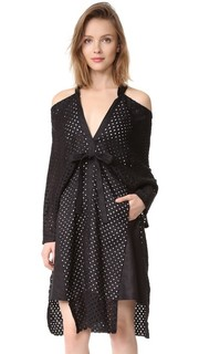 Многослойное платье Release с рукавами-кимоно Kitx