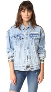 Свободный джинсовый пиджак Ksubi