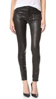 Кожаные брюки Edgemont Paige