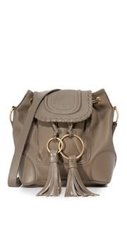 Маленькая сумка-ведро Polly See by Chloe