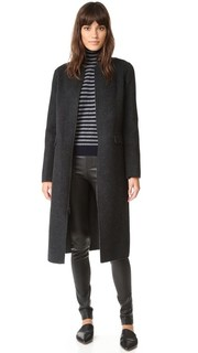 Пальто с основой из шерсти Vince