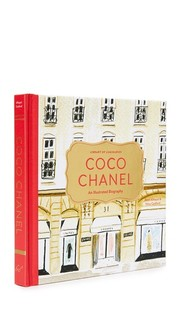 Library of Luminaries: Coco Chanel Books With Style