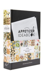«Ultimate Appetizer Ideabook» Books With Style