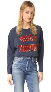 Укороченный пуловер Roadtrippin Lovers + Friends