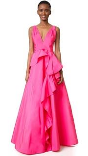 Бальные вечерние платья Marchesa