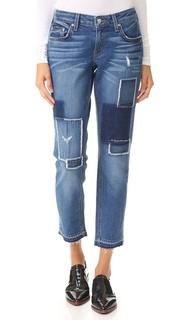 Узкие джинсы-бойфренды Mila со средней посадкой Derek Lam 10 Crosby