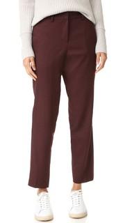 Идеально скроенные брюки со скрытыми лампасами James Jeans