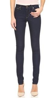 Джинсы-леггинсы с пятью карманами Twiggy James Jeans