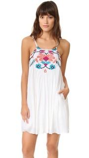 Пляжное мини-платье Senorita 6 Shore Road by Pooja