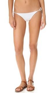 Плавки бикини в рубчик Jax Tavik Swimwear