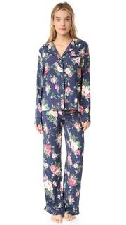Классическая пижама Gypsy Rose Wildfox