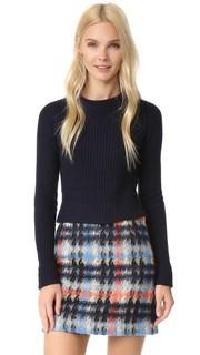 Укороченный свитер Autumn Cashmere
