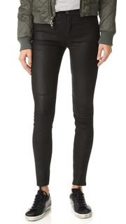Кожаные брюки 22 BLK DNM