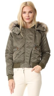 Куртка Bovet с отделкой мехом Belstaff