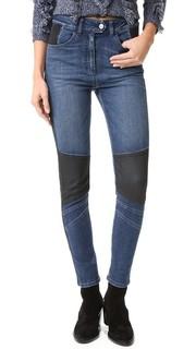 Выцветшие джинсы цвета индиго Belstaff