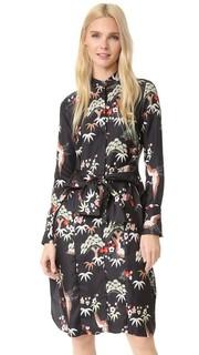 Платье с длинными рукавами Edition10