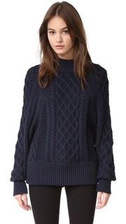 Вязаный свитер Lauren Faithfull THE Brand