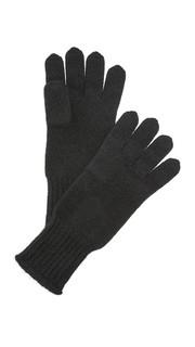 Кашемировые перчатки Hat Attack