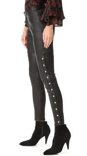 Кожаные брюки Sabrina IRO