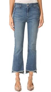 Укороченные узкие джинсы Malone Mc Guire Denim