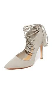 Туфли-лодочки на шнуровке Shyva Schutz