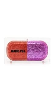 Клатч Magic Pill с блестками Sarahs Bag
