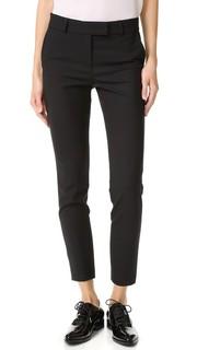 Узкие брюки-дудочки Veronica Beard