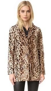 Пальто Celine Velvet