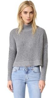 Свободный кашемировый свитер Autumn Cashmere