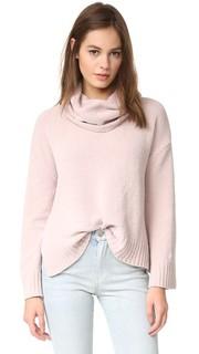 Укороченный свитер Marcilly с воротником-хомутом BB Dakota