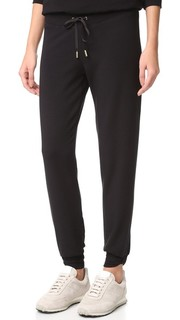 Уютные длинные спортивные брюки из флиса Kate Spade New York с бантом Beyond Yoga
