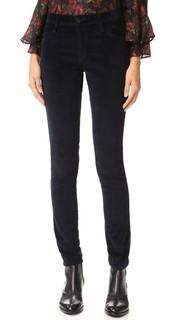 Роскошные вельветовые брюки-скинни Twiggy James Jeans