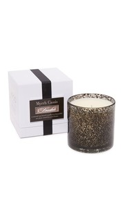 Свеча Boudoir Myrrh Cassis с ароматами мирры и черной смородины Lafco New York