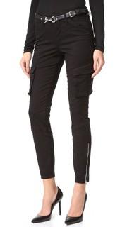Узкие брюки-карго Montgomery Lagence