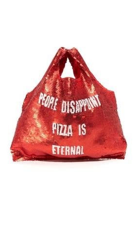 Сумка для супермаркета People Disappoint, Pizza Is Eternal