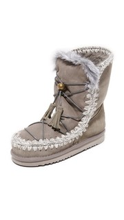 Сапоги Eskimo на шнуровке ONE by Mou