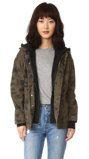 Куртка Emmett в стиле «бойфренд» Hudson